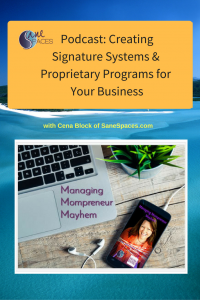 How To Create Signature Programs & Proprietary Systems For Client Conversion Podcast