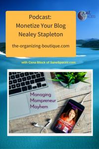 Monetizing Your Mompreneur Blog