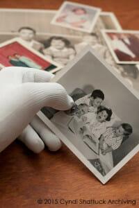Organizing Family Photos to Preserve Past Memories
