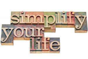 simplify your life/sanespaces.com