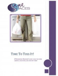 Time To Toss It! E-book