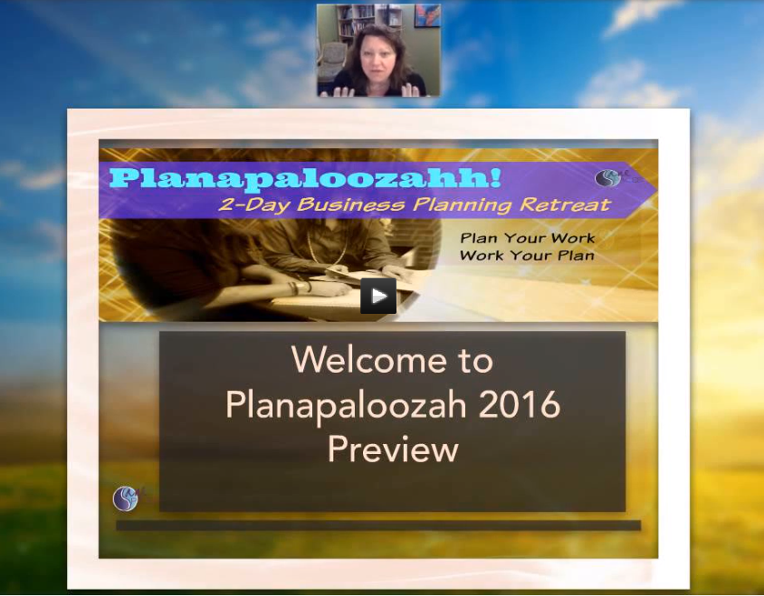 Planapaloozah Preview Webinar - Everything You Need To Know Before You Say YES!