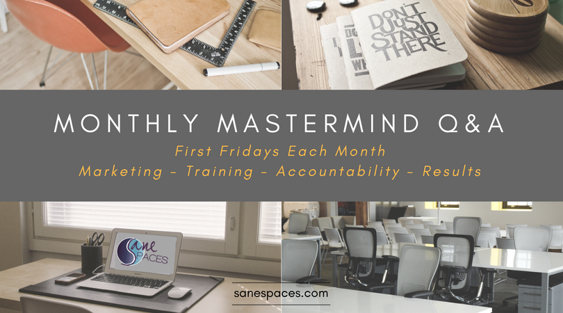 Monthly Mastermind Program for Small Business