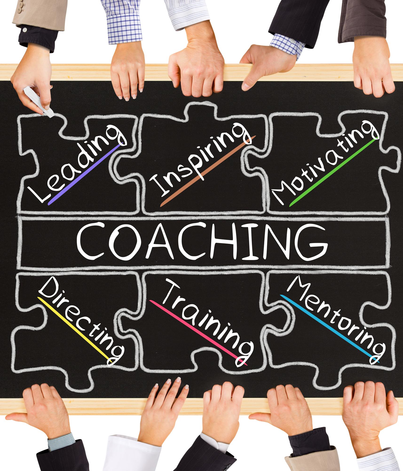 Coaching Mastermind Group Puzzle Solved