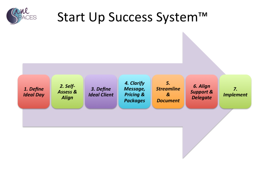 The Startup Success System™ for early-stage Entrepreneurs