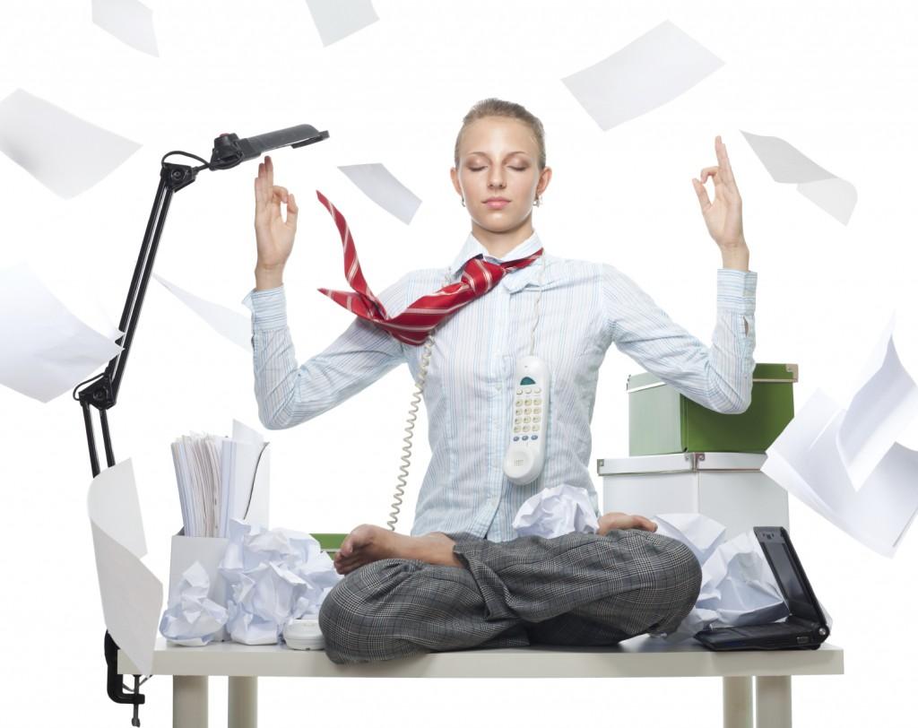 Mompreneur Bordering on Burnout
