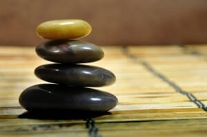 Feng Shui/zen rocks/sanespaces.com