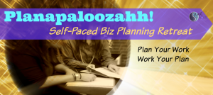Planapaloozah Self Paced Course