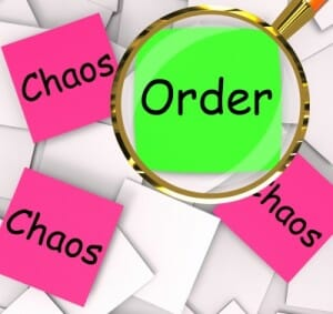 declutter/organizing tips/order out of chaos/sanespaces.com