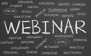 Enhance mastermind engagement with webinars/sanespaces.com/entrepreneur