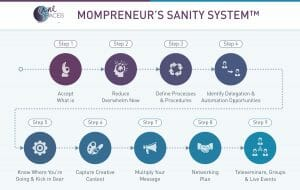 Mompreneur Sanity System from Sane Spaces.com