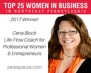 I'm voted Top Women in Business!