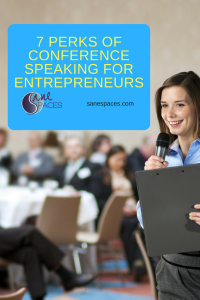 7 Perks of Conference Speaking For Entrepreneurs
