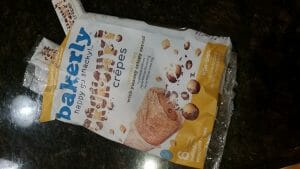 Bakerly non-GMO Snacks for busy moms