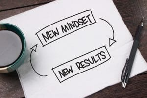 New mindset new results/sanespaces.com