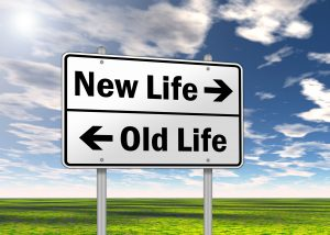 planning from old life to new life
